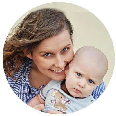 Infertility Blogger Jenny McClamroch