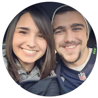 Infertility Blogger Mason and Sarah
